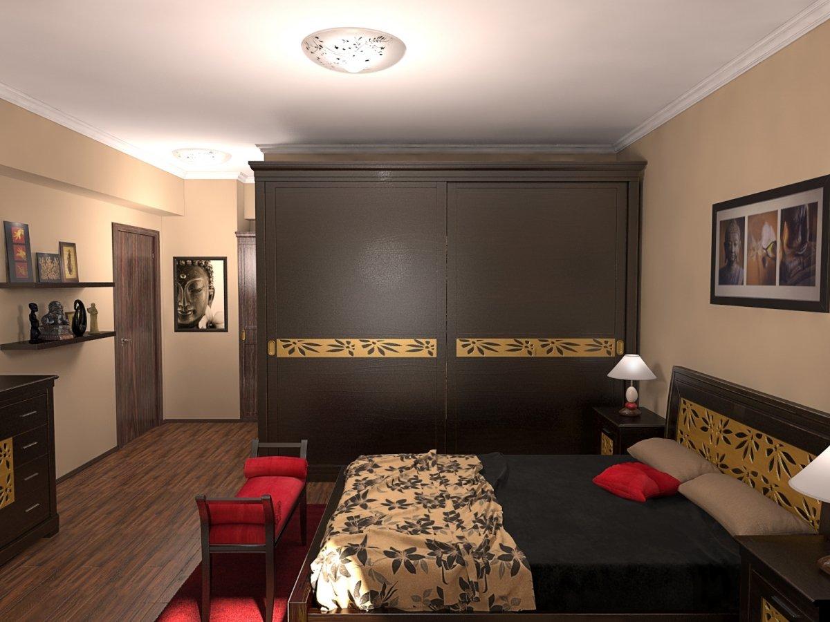 Design interior apartament eclectic - Bucuresti, cartier Orhideea-19