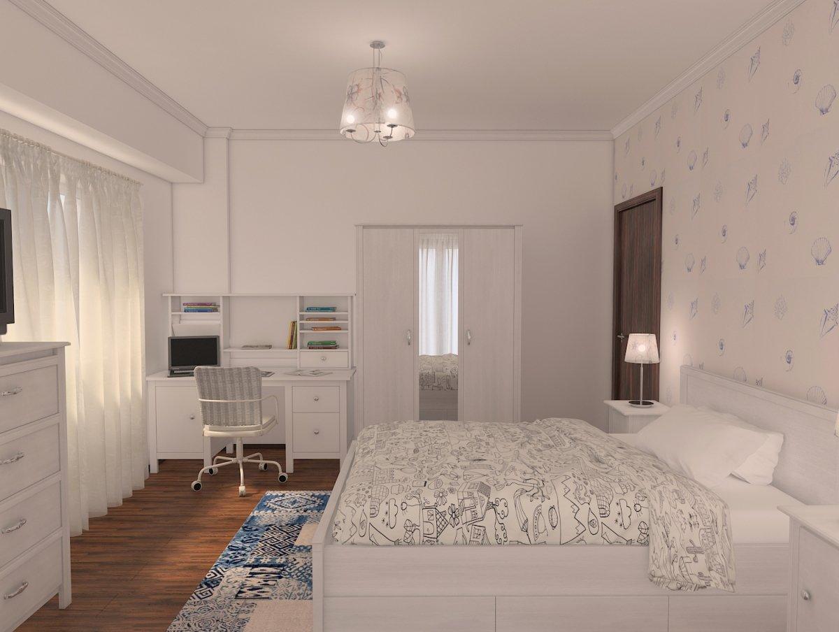 Design interior apartament eclectic - Bucuresti, cartier Orhideea-23