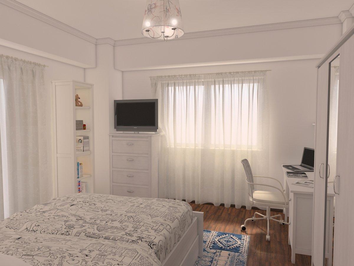 Design interior apartament eclectic - Bucuresti, cartier Orhideea-24