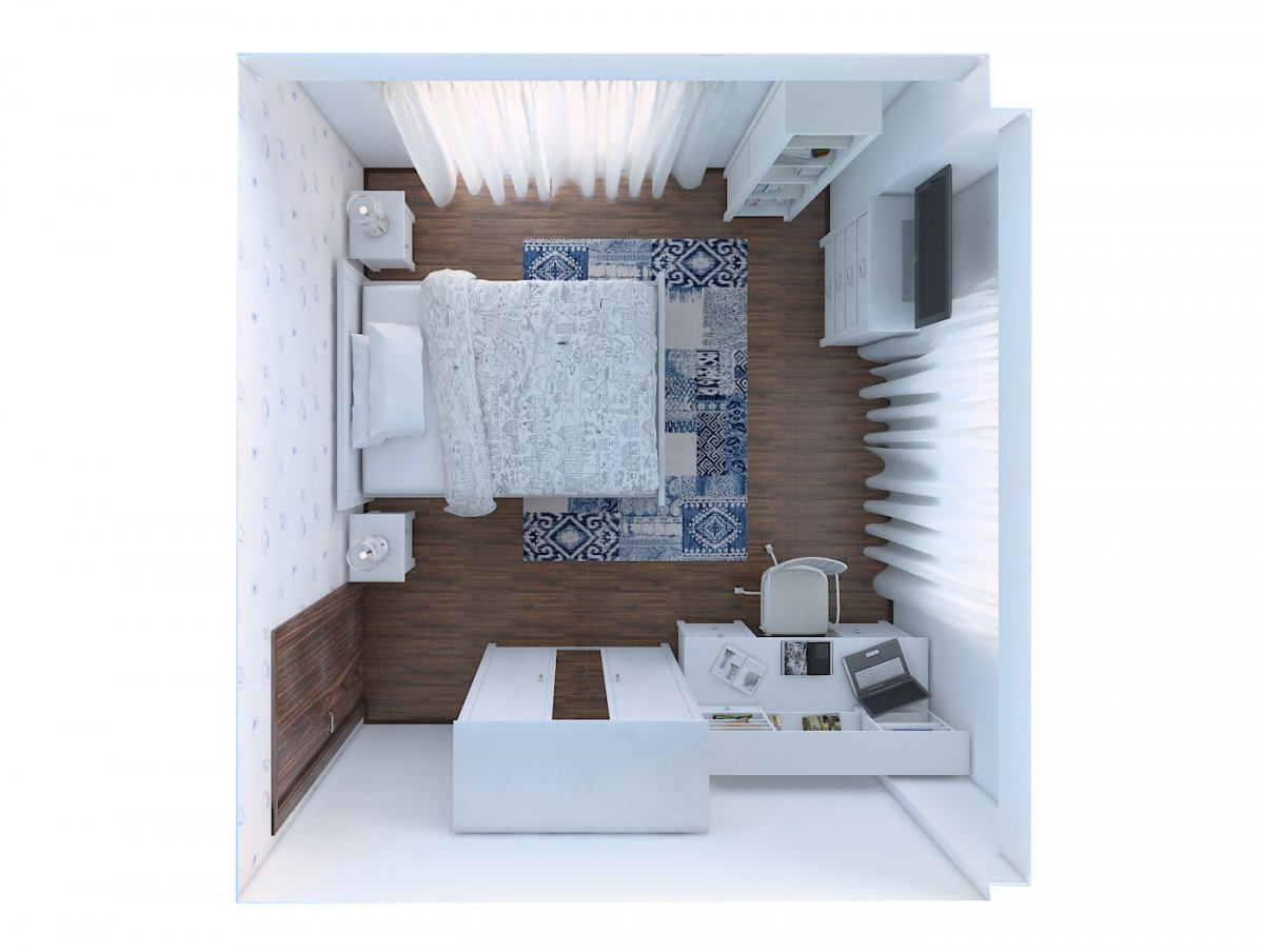 Design interior apartament eclectic - Bucuresti, cartier Orhideea-26