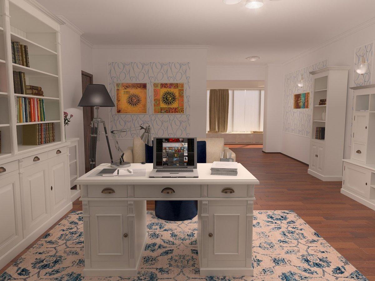 Design interior apartament eclectic - Bucuresti, cartier Orhideea-3