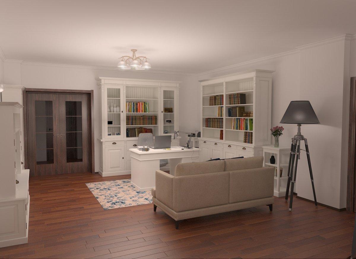 Design interior apartament eclectic - Bucuresti, cartier Orhideea-4