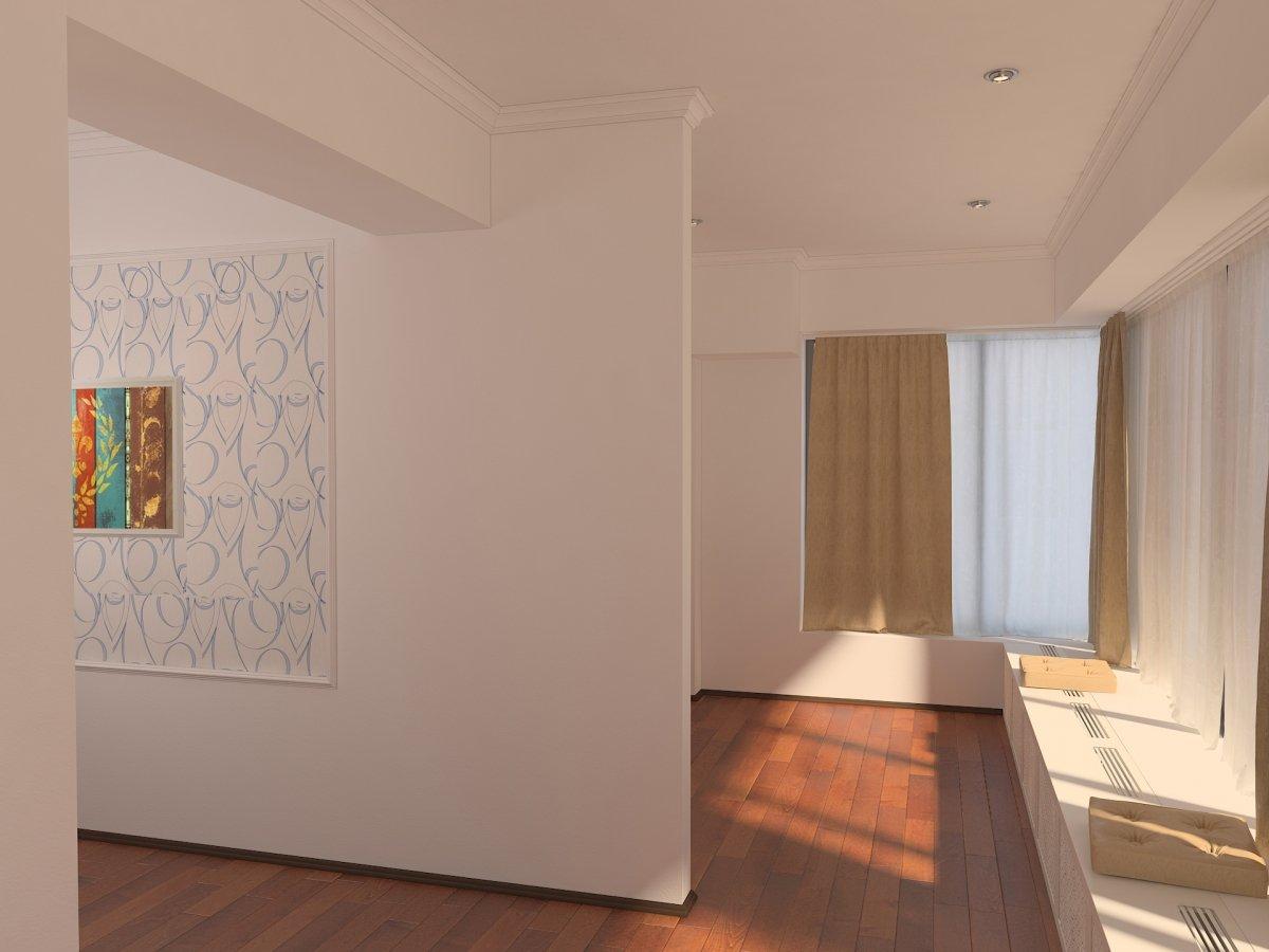 Design interior apartament eclectic - Bucuresti, cartier Orhideea-5