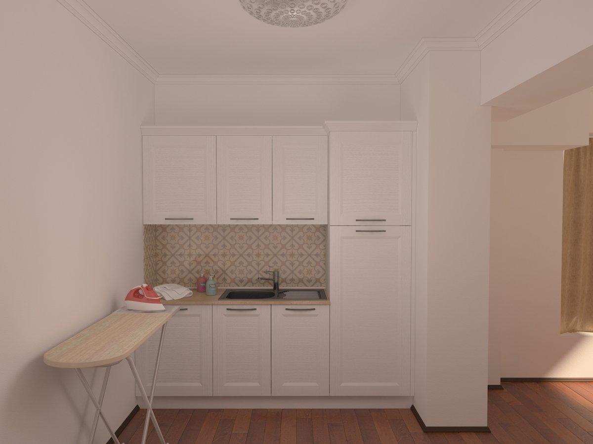 Design interior apartament eclectic - Bucuresti, cartier Orhideea-6