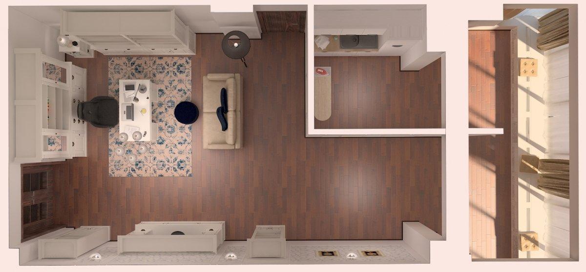 Design interior apartament eclectic - Bucuresti, cartier Orhideea-7