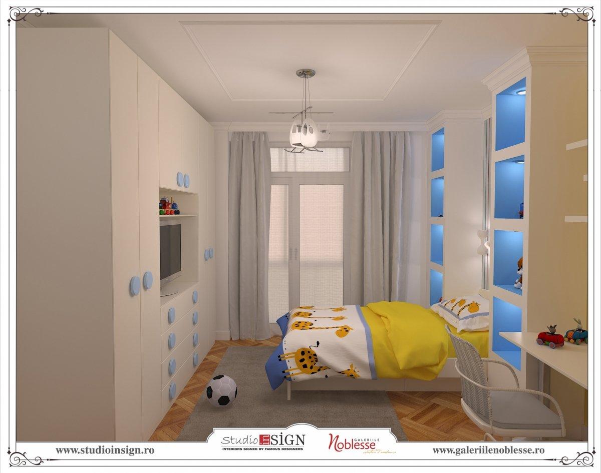 Design interior apartament modern - Orhideea-10
