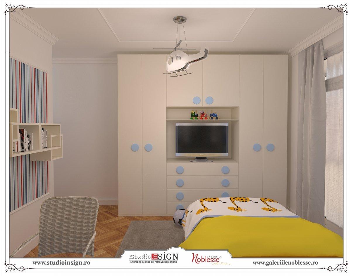 Design interior apartament modern - Orhideea-11