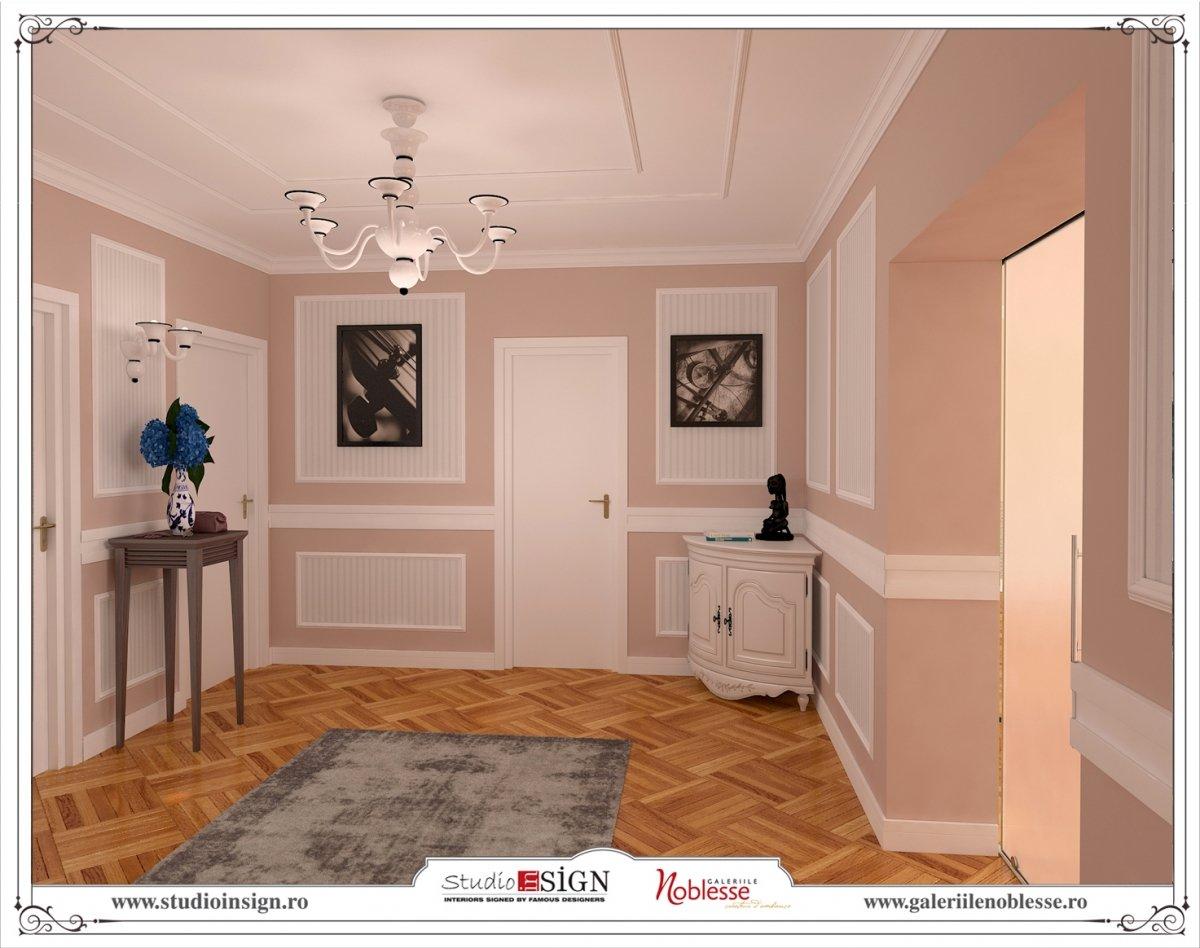 Design interior apartament modern - Orhideea-15