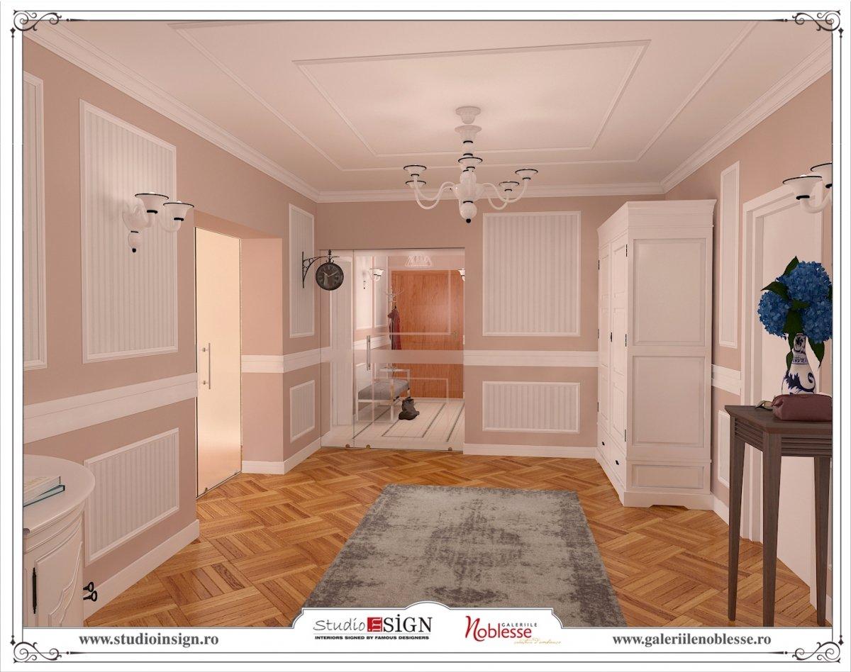Design interior apartament modern - Orhideea-16