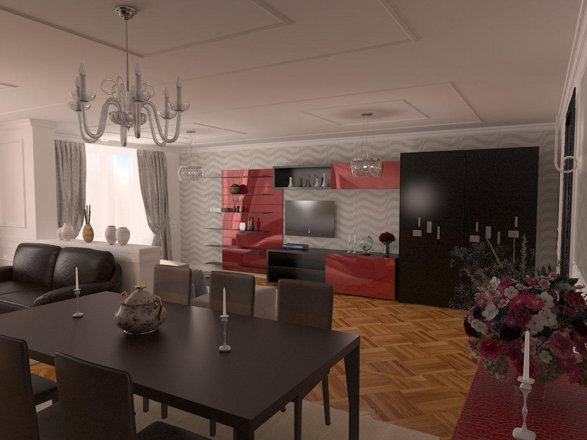 Design interior apartament modern - Orhideea-2