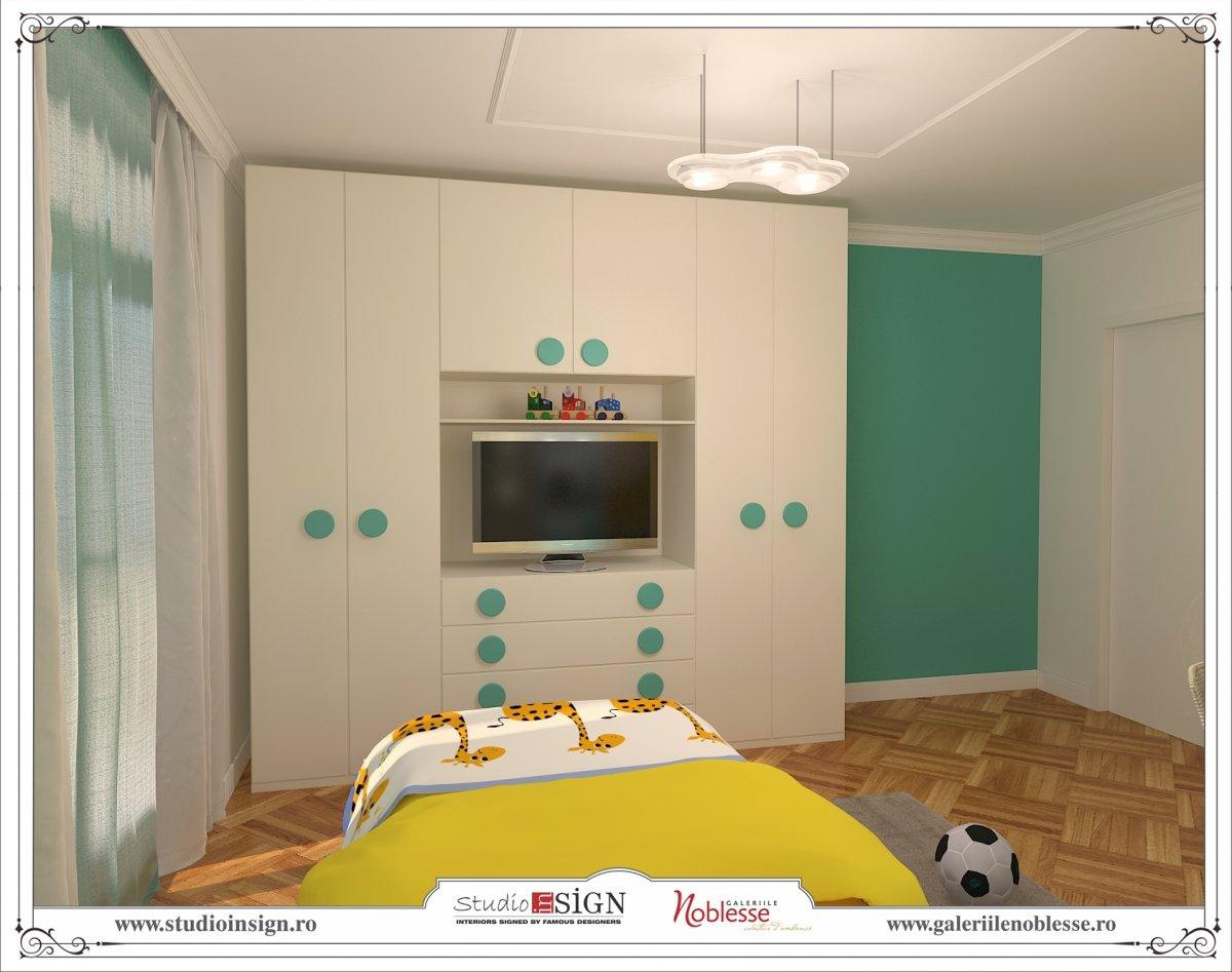 Design interior apartament modern - Orhideea-9