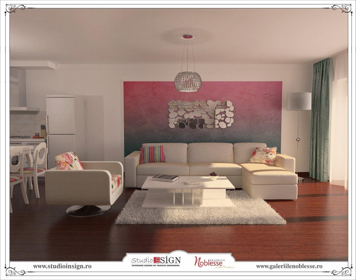 Design interior apartament modern in Bucuresti-1