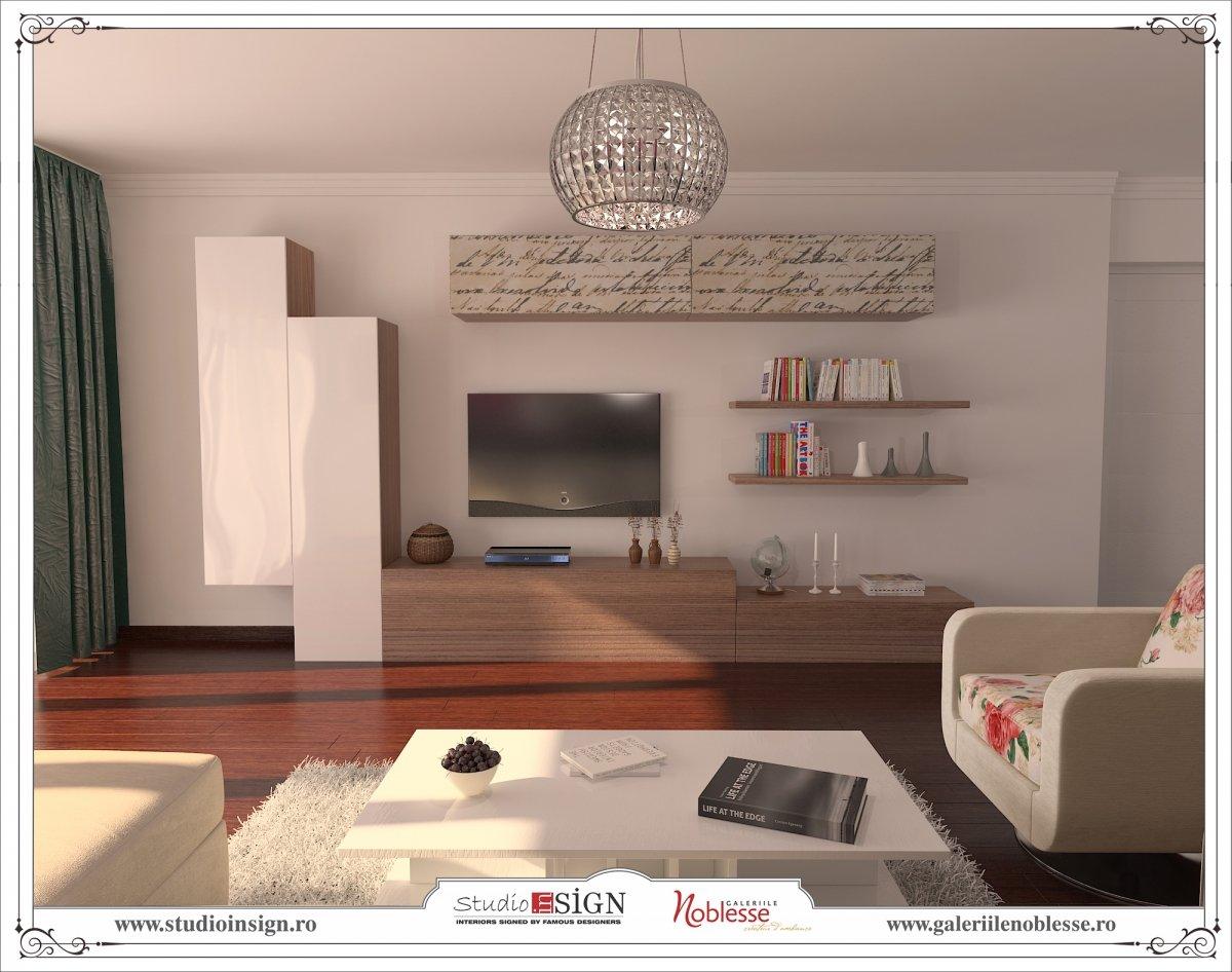 Design interior apartament modern in Bucuresti-3