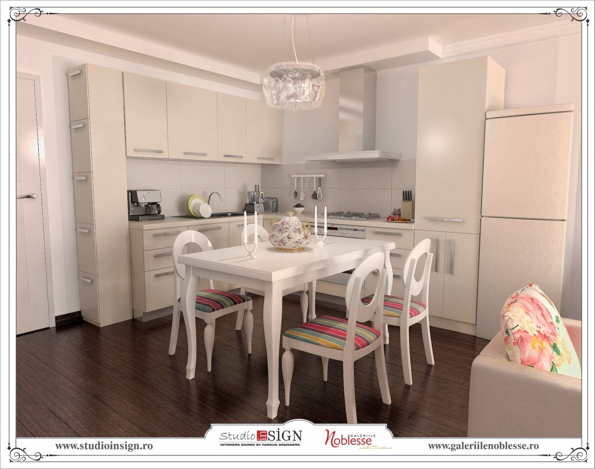 Design interior apartament modern in Bucuresti-5