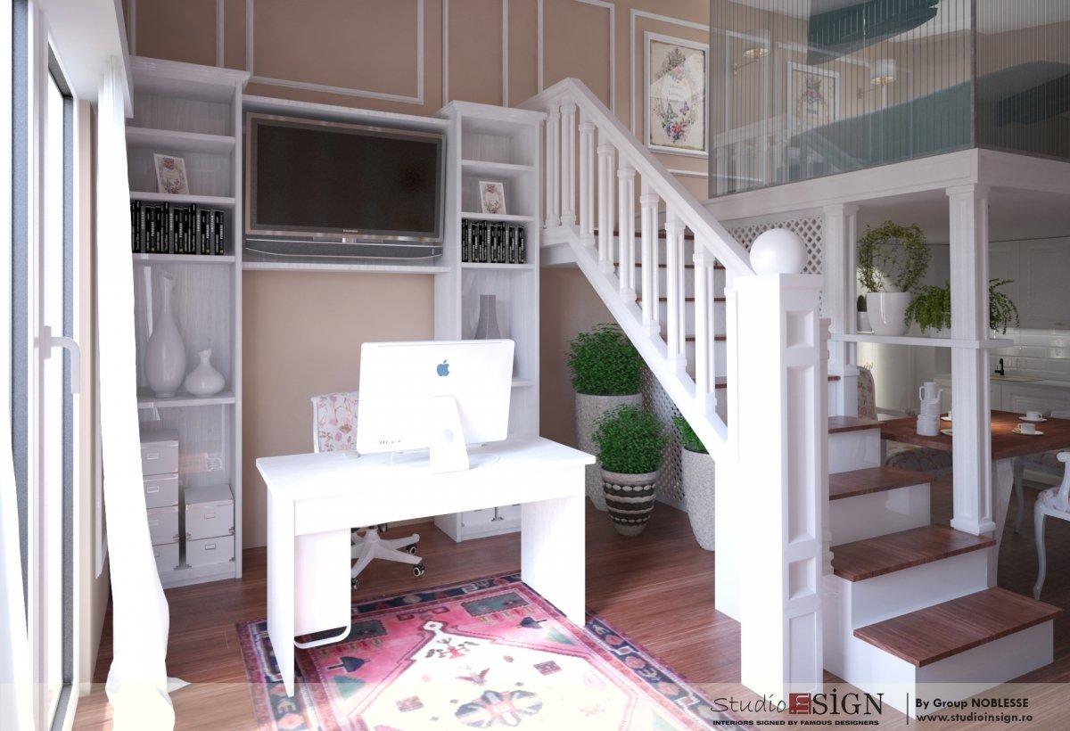 Design interior garsoniera in Bucuresti-3