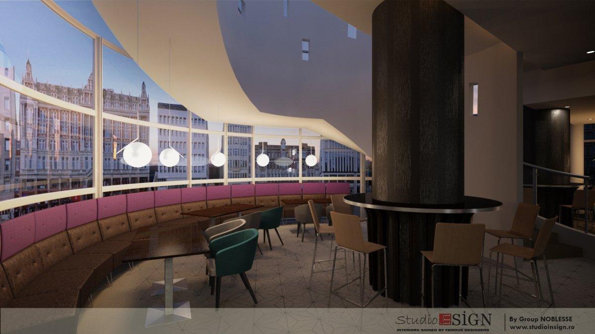 Design interior hotel Novotel Bucuresti-10