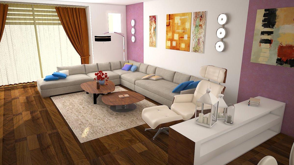 Design interior loft in Reghin-1
