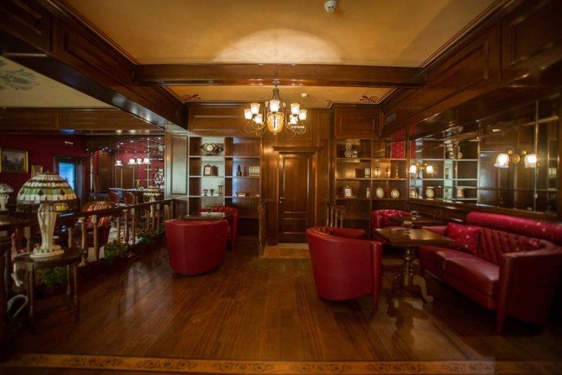 Design interior pentru Cafenea Brit Cafe-2