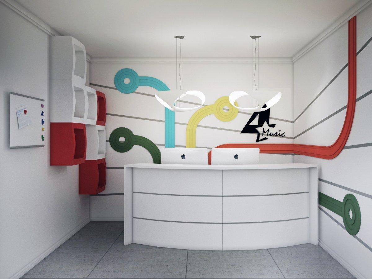 Design interior scoala de muzica-1