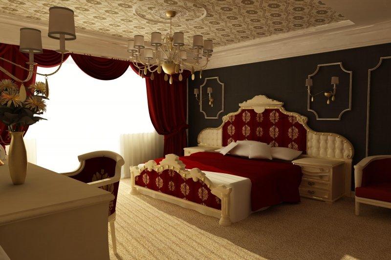 Design interior si amenajare interioara pentru o casa - Chic-1