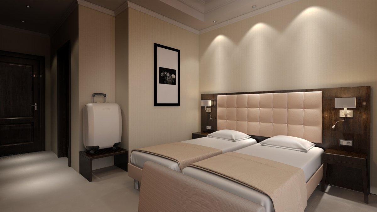 Popolare SALIS HOTEL & MEDICAL SPA 4*, TURDA – ECLECTIC INTERIOR DESIGN  FP56