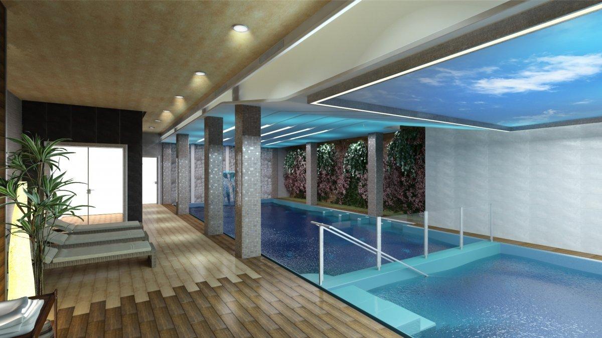 Spa Und Wellness Zentren Kreative Architektur: Size