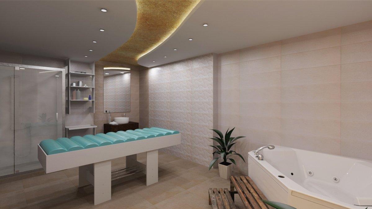 Hotel Salis Spa Center Medical Spa 4 Modern Interior