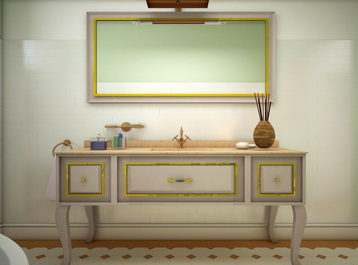 Proiect design interior - Apartament Bucuresti Eminescu-11