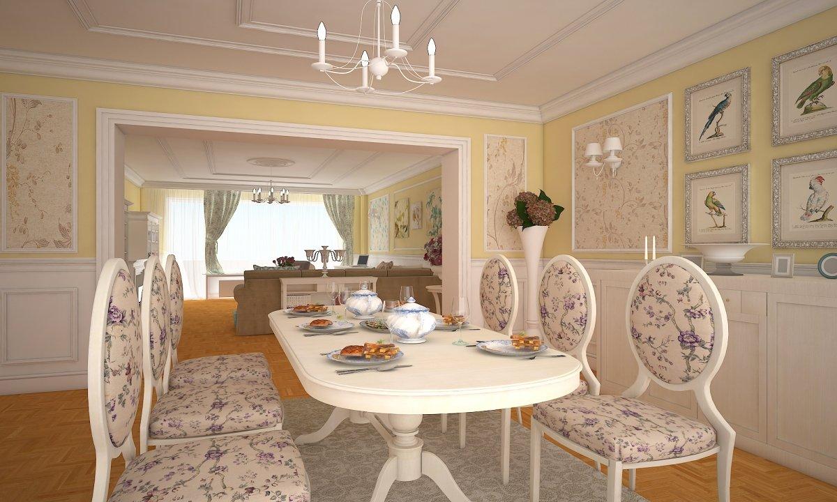 Proiect design interior - Apartament Bucuresti Eminescu-2