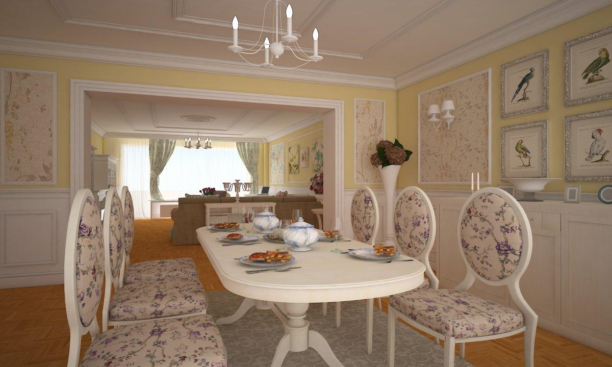 Proiect design interior - Apartament Bucuresti Eminescu-7