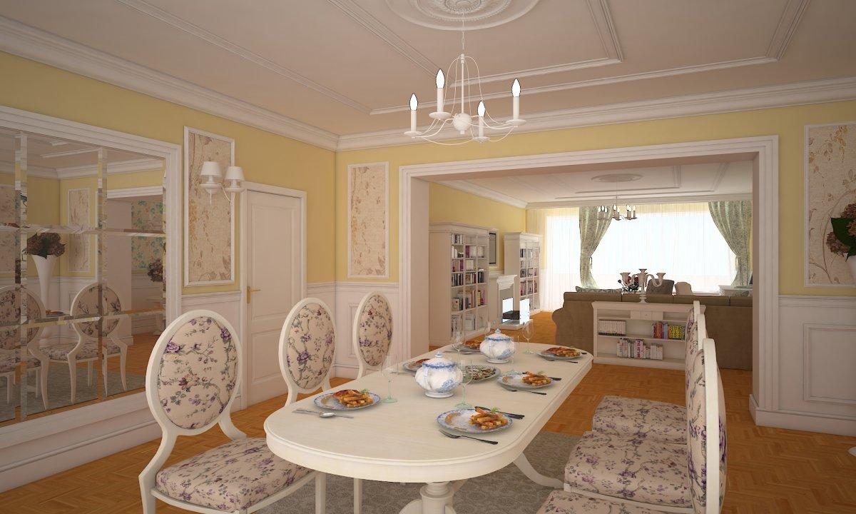 Proiect design interior - Apartament Bucuresti Eminescu-8