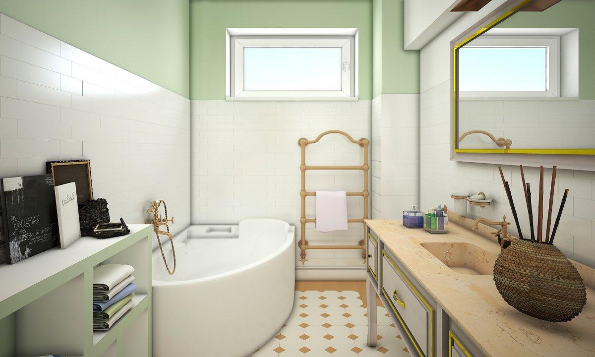 Proiect design interior - Apartament Bucuresti Eminescu-9