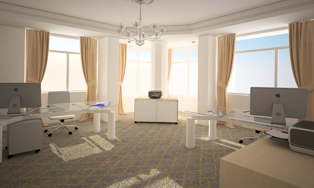 Sediu de firma Eldomir- design interior birouri in Braila-12