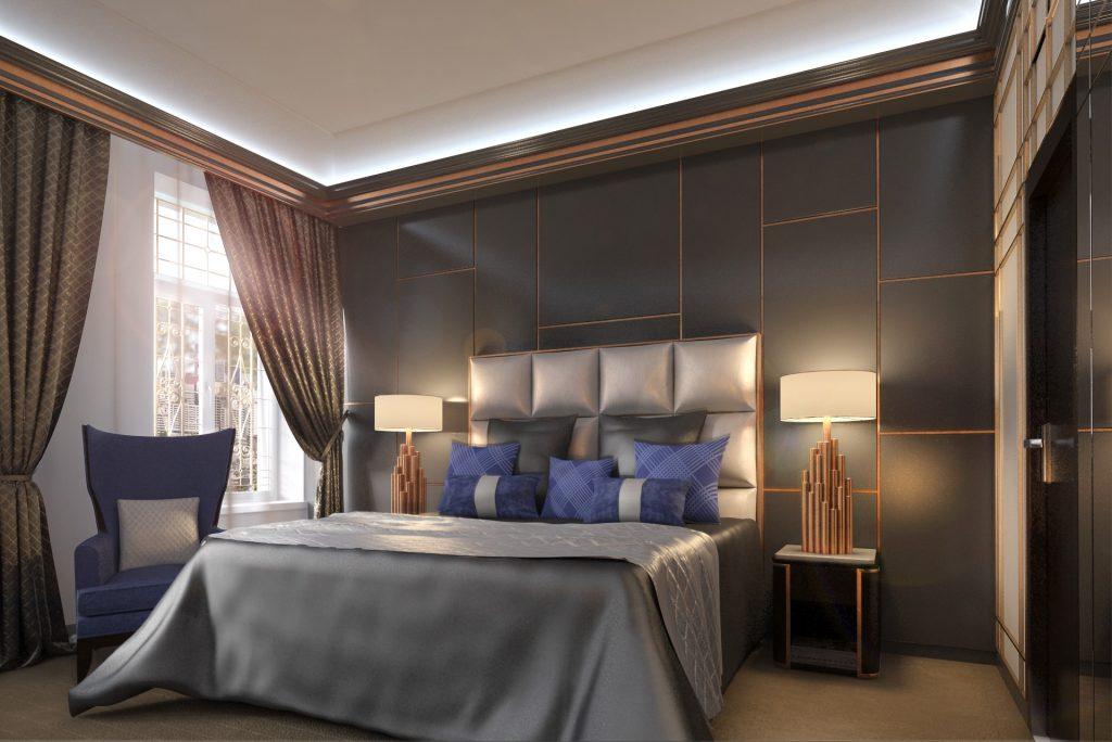 Hotel 5 stars bucharest art deco interior design for A for art design hotel