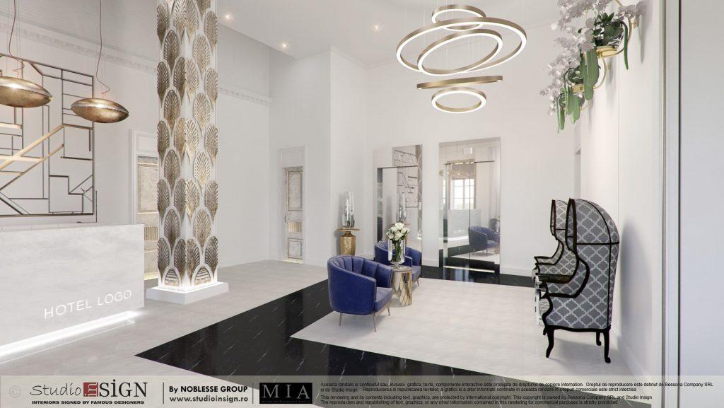 art deco interior design studio insign. Black Bedroom Furniture Sets. Home Design Ideas