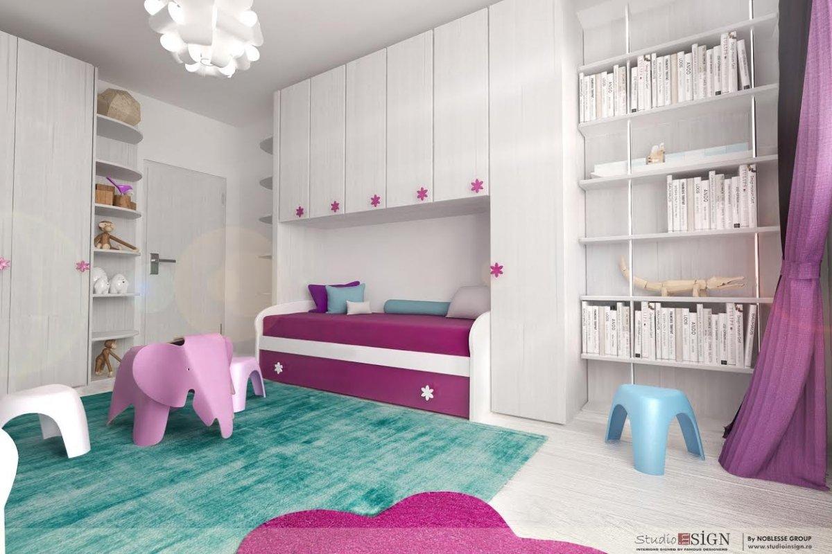 Proiect amenajare apartament Bucuresti-2