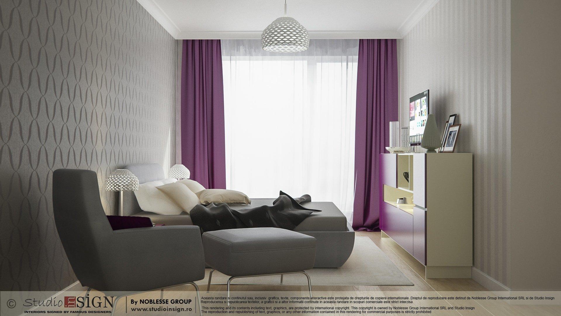 APARTMENT IN BUCHAREST – MODERN INTERIOR DESIGN 1 | Studio inSIGN