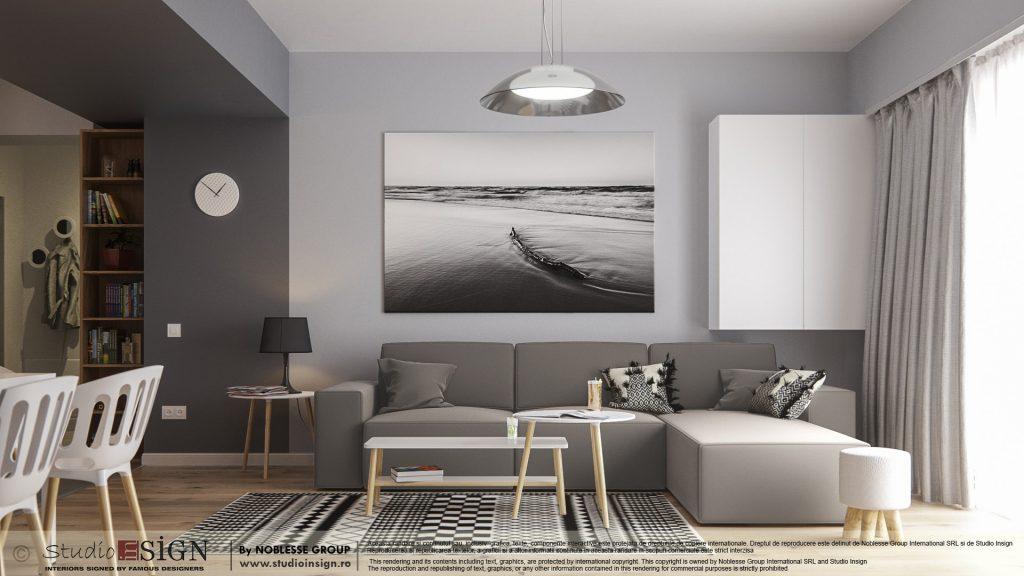 Interior Design Apartments Studio Insign