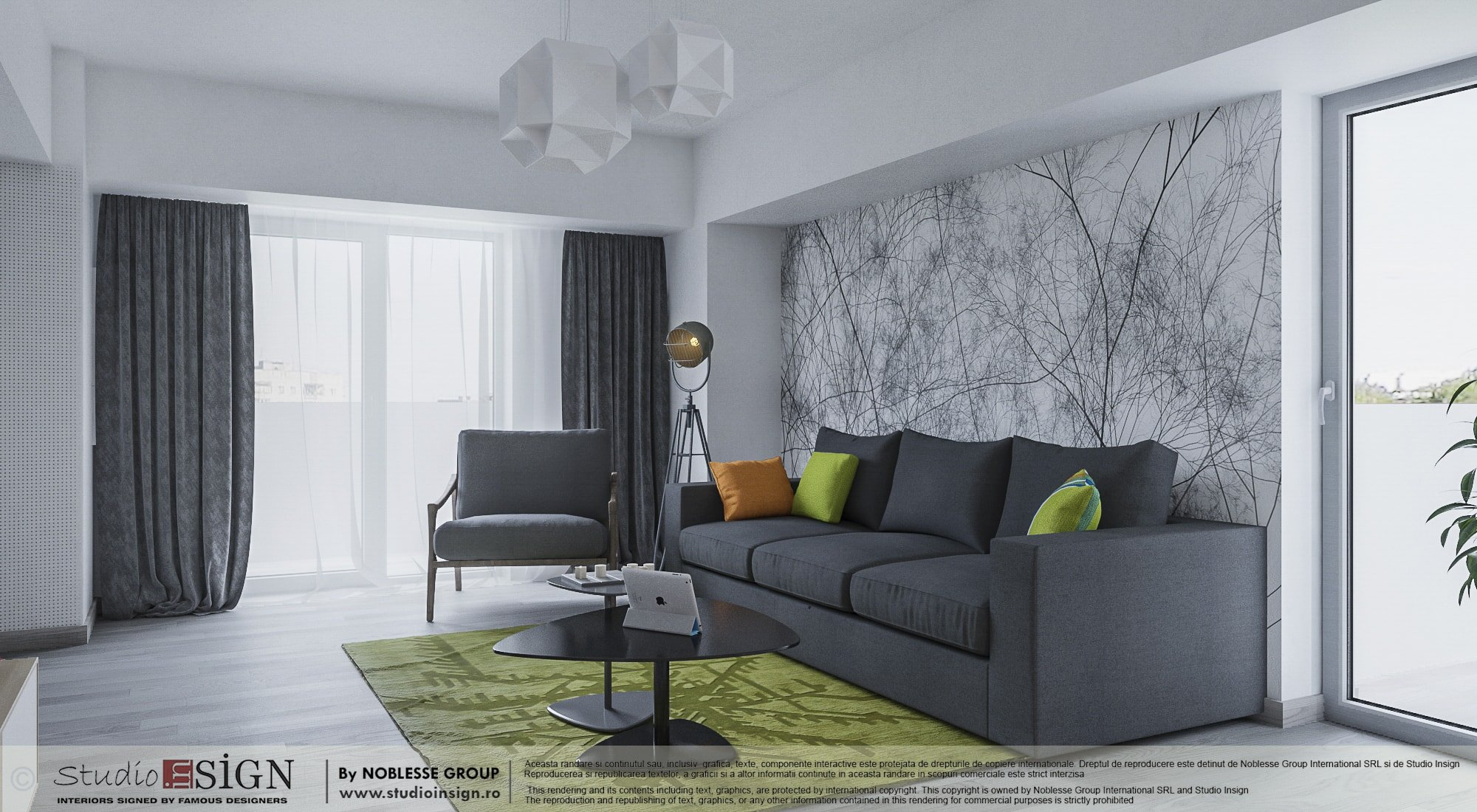 For more information about these living room interiors for Interior designer address
