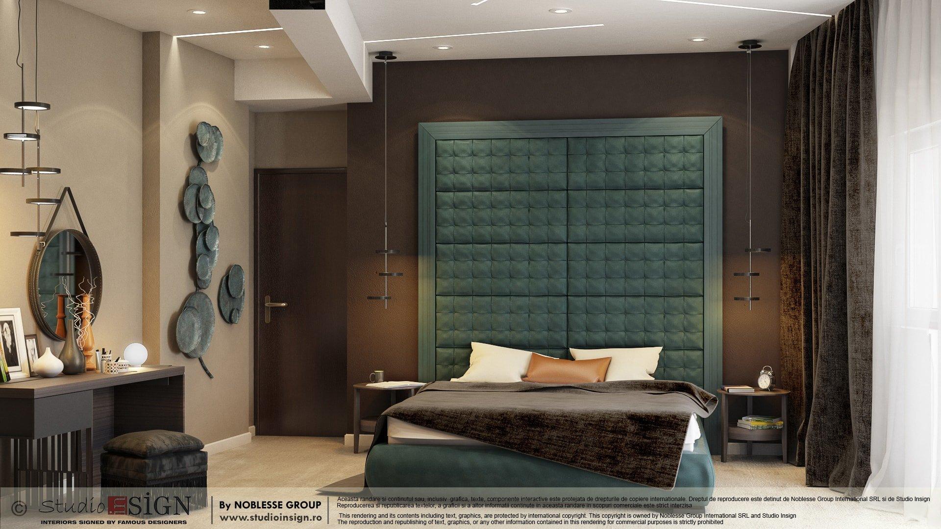 Apartament Reflexions, Bucuresti   Design Interior In Stil Modern