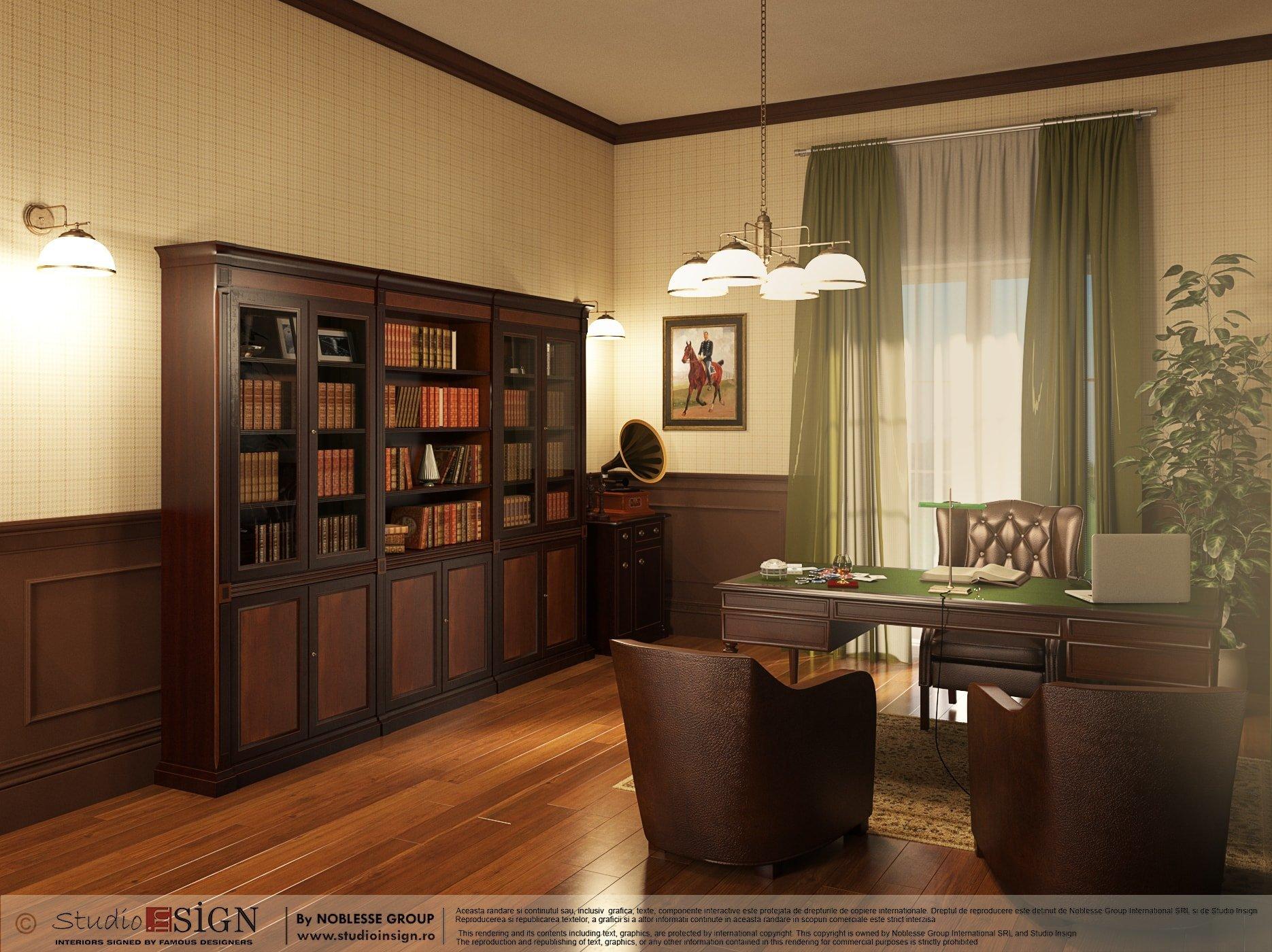 HOUSE IN BALOTESTI – CLASSIC INTERIOR DESIGN | Studio inSIGN