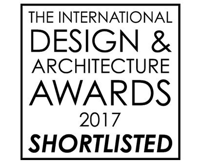 Shortlisted la concursul de design interior The International Design & Architecture Awards 2017, Marea Britanie by Design et Al
