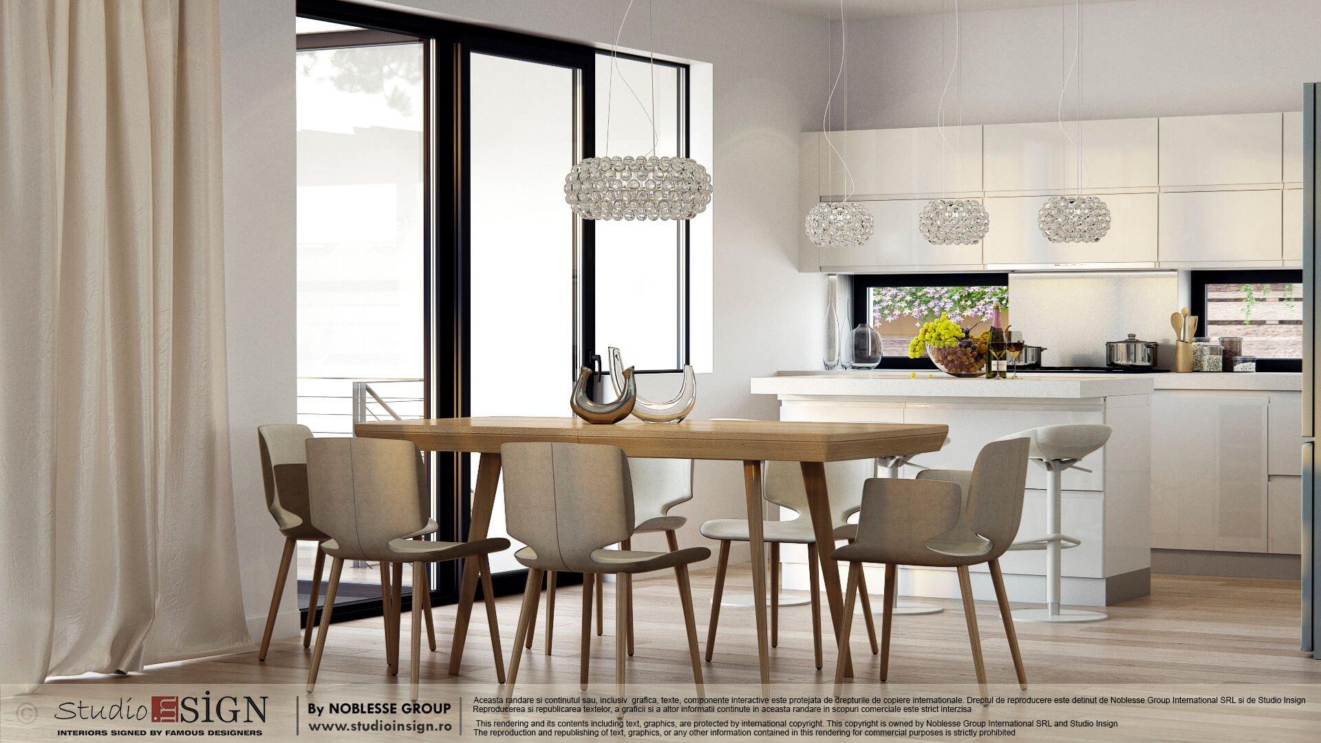 Design interior case - Vila Buzau